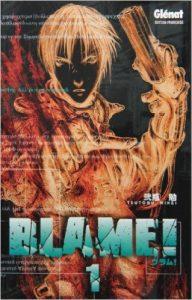 Bandes dessinées Blame! - 1.jpg